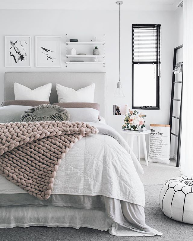 5 Ways to Turn Your Bedroom into a Sleeping Sanctuary