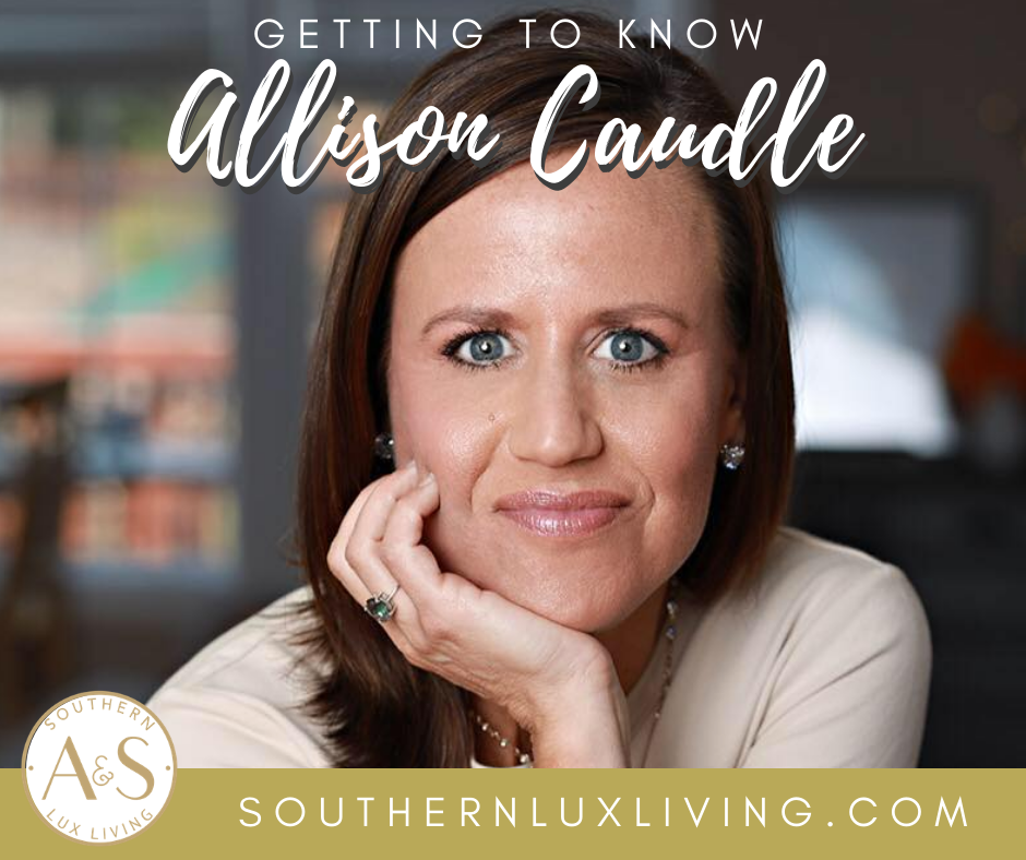 Getting To Know Allison Caudle