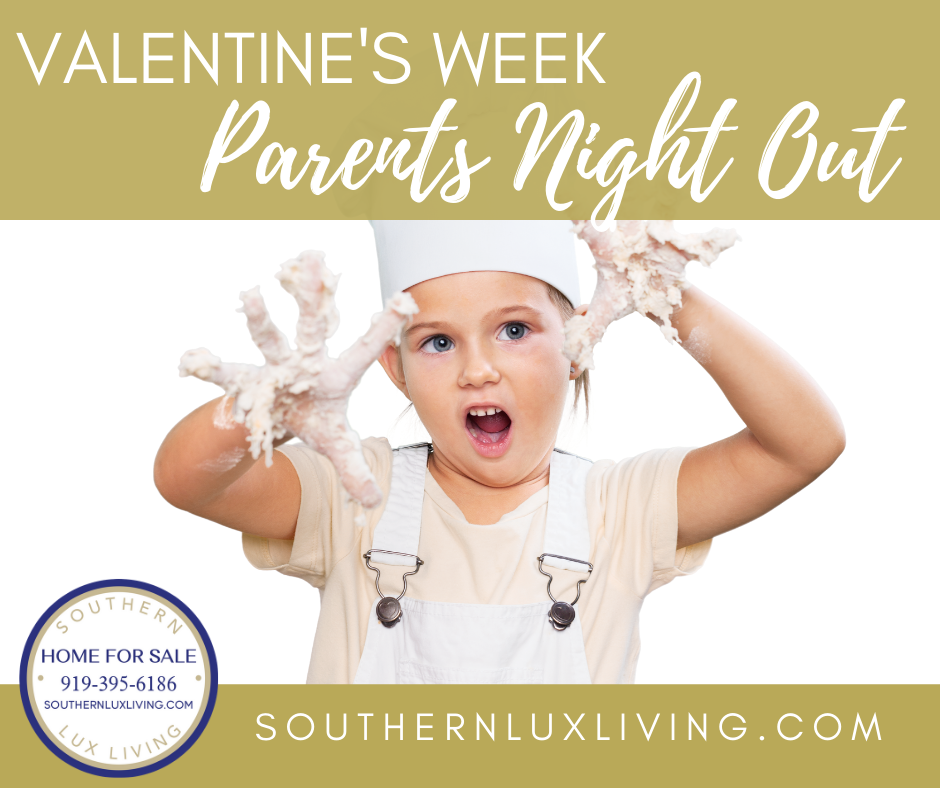 Valentine's Week Parents Night Out Options!