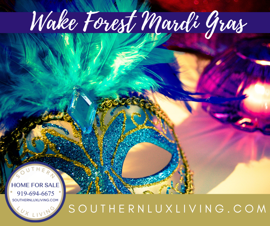 Wake Forest Mardi Gras 2019: Know Before You Go