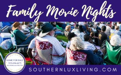 Family Movie Nights