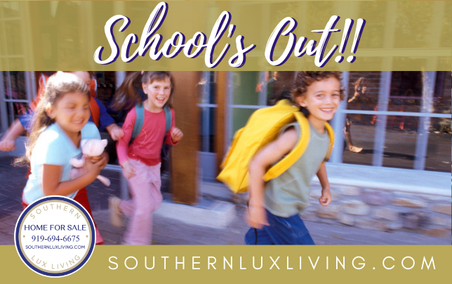 School's Out!! 4 Tips on How to Prepare for Summer Break with Kids