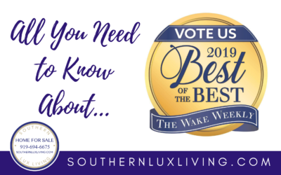 'Best of the Best' of the Wake Weekly Awards!