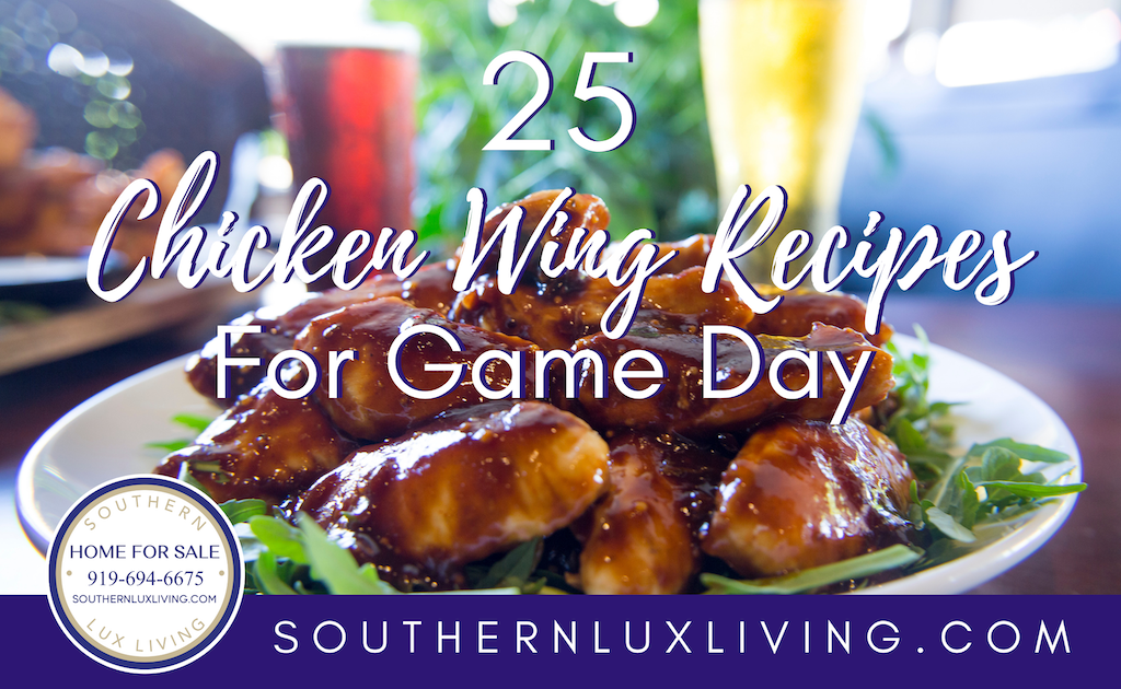 25 Chicken Wing Recipes for Game Day