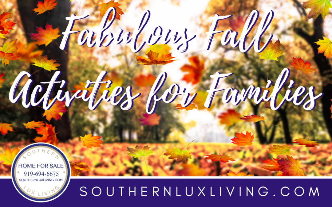 Fabulous Fall Activities for Families