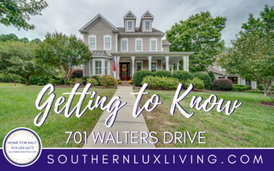 Getting to Know 701 Walters Drive in Wake Forest, North Carolina