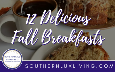 12 Delicious Fall Breakfasts