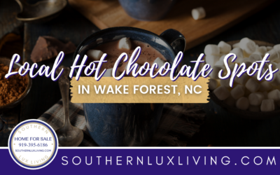 Top 5 Local Hot Chocolate Spots in Wake Forest, North Carolina