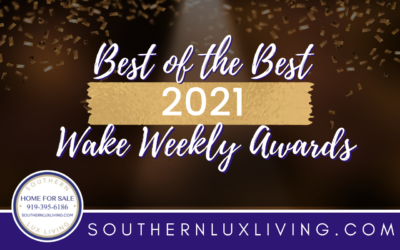 Best of the Best 2021 Wake Weekly Awards
