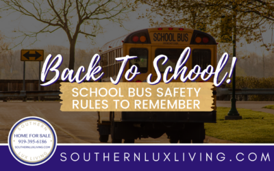 Back to School: School Bus Safety