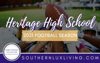 Heritage High School 2021 Football Season
